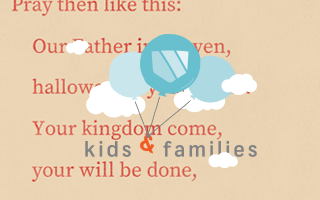 March 15 – Lord's Prayer Week 3 for Kids