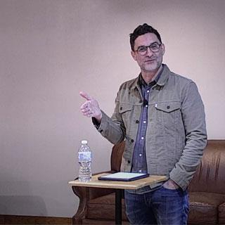 Gospel-Centered Discipleship with Jonathan Dodson