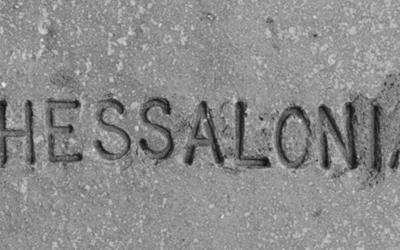 1 Thessalonians – Week 10